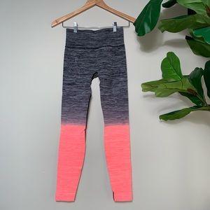 EUC Electric Yoga ombré leggings